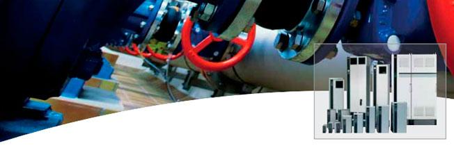 Инновации для ирригации, водоотведения, водоснабжения: VLTR AQUA Drive